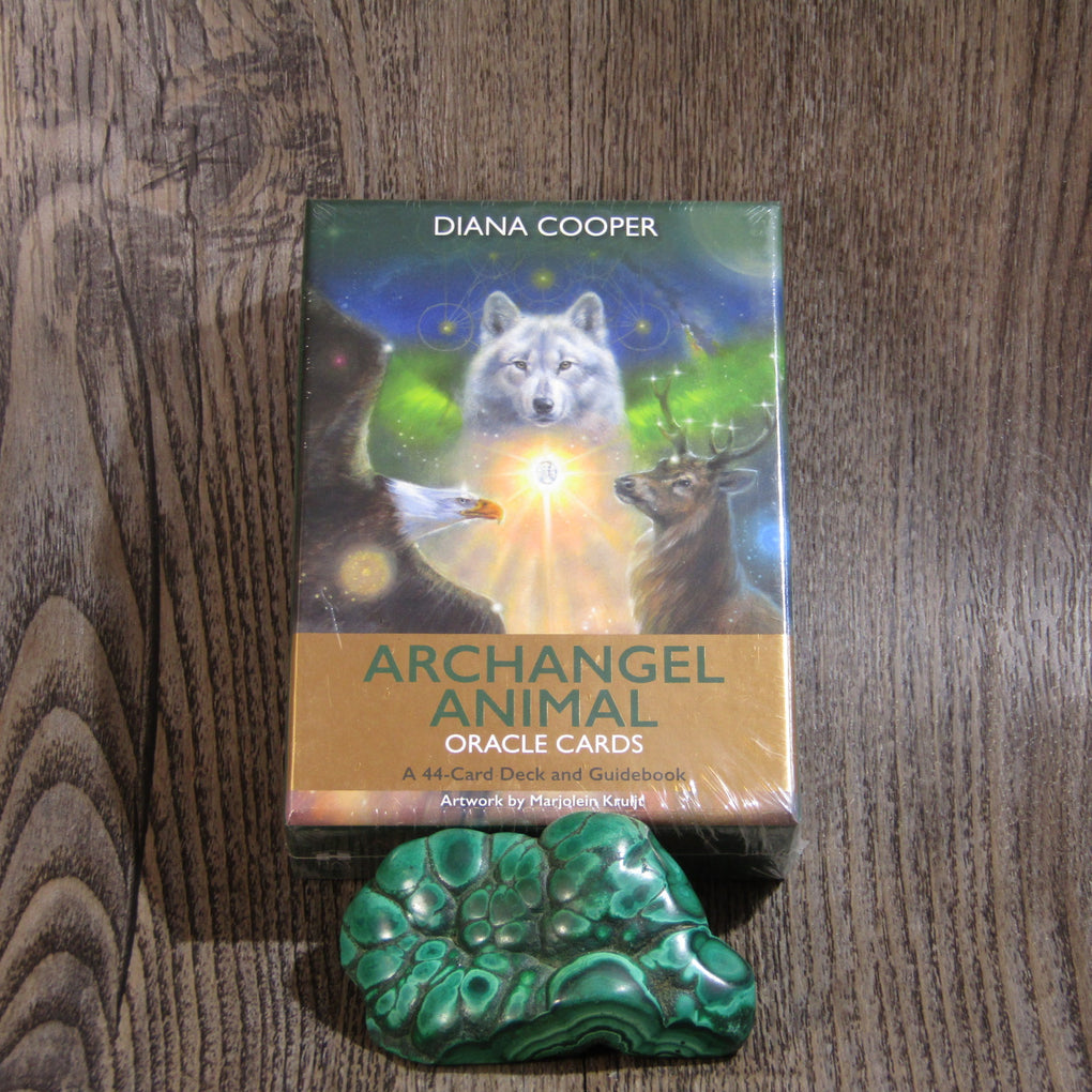 ArchAngel Animal Oracle ~ Diana Cooper