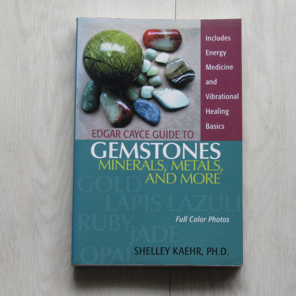Gemstones, Minerals, Metals and More
