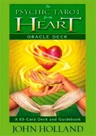 Psychic Tarot for the Heart - John Holland