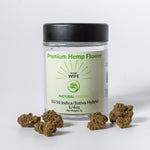 Premium Hemp Flower - 1/4oz