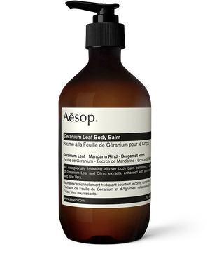 Aesop Geranium Leaf Body Balm 500mL