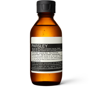 Parsley Seed Anti-Oxidant Toner 100mL