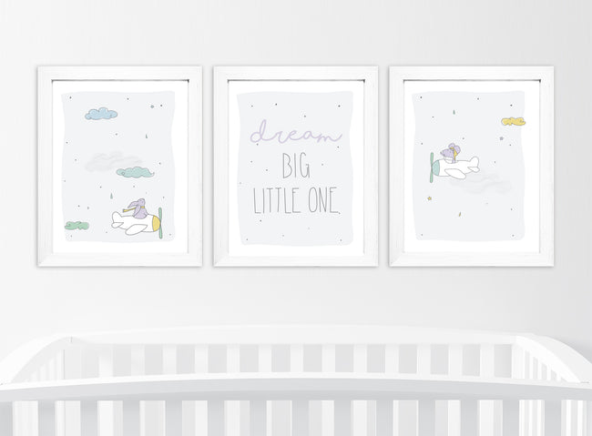 Set Dream Big Little One