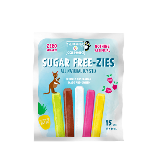 Sugar-Freezies Ice Blocks (GF)