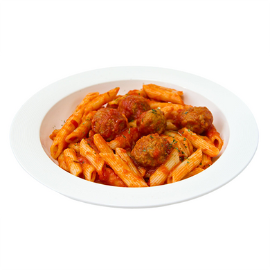 Meatball Bolognese (GF Available)