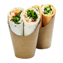 Load image into Gallery viewer, Cheese and Salad Wrap (GF Available)