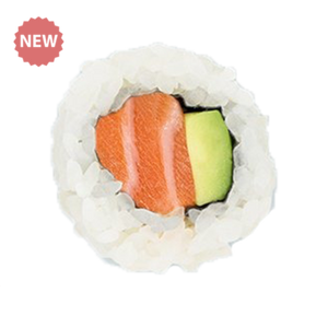 Salmon & Avocado Roll (GF)