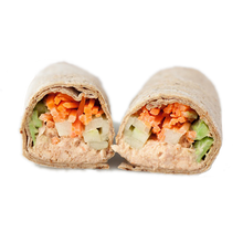 Load image into Gallery viewer, Tuna, Mayo and Salad Wrap (GF Available)