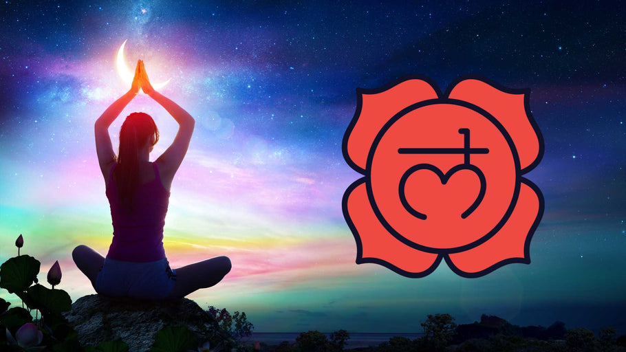 Essential Oils & Yoga Poses For The Chakras: Muladhara (Base Chakra)