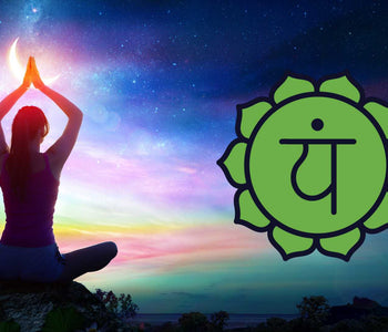 Essential Oils & Yoga Poses For The Chakras: Anahata (Heart Chakra)