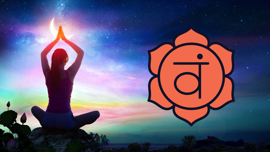 Essential Oils & Yoga Poses For The Chakras: Swadhisthana (Sacral Chakra)
