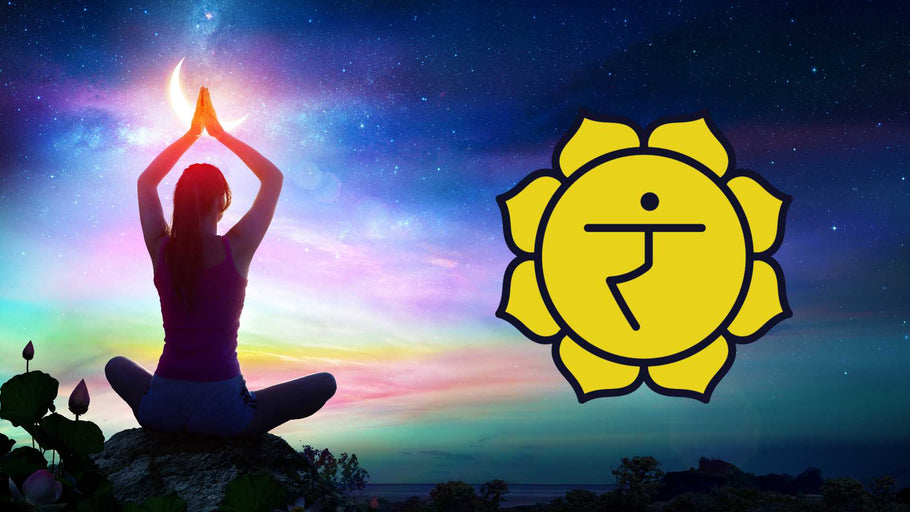 Essential Oils & Yoga Poses For The Chakras: Manipura (Solar Plexus Chakra)