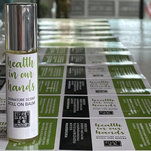 Health In Our Hands Roll on Balm 15ml