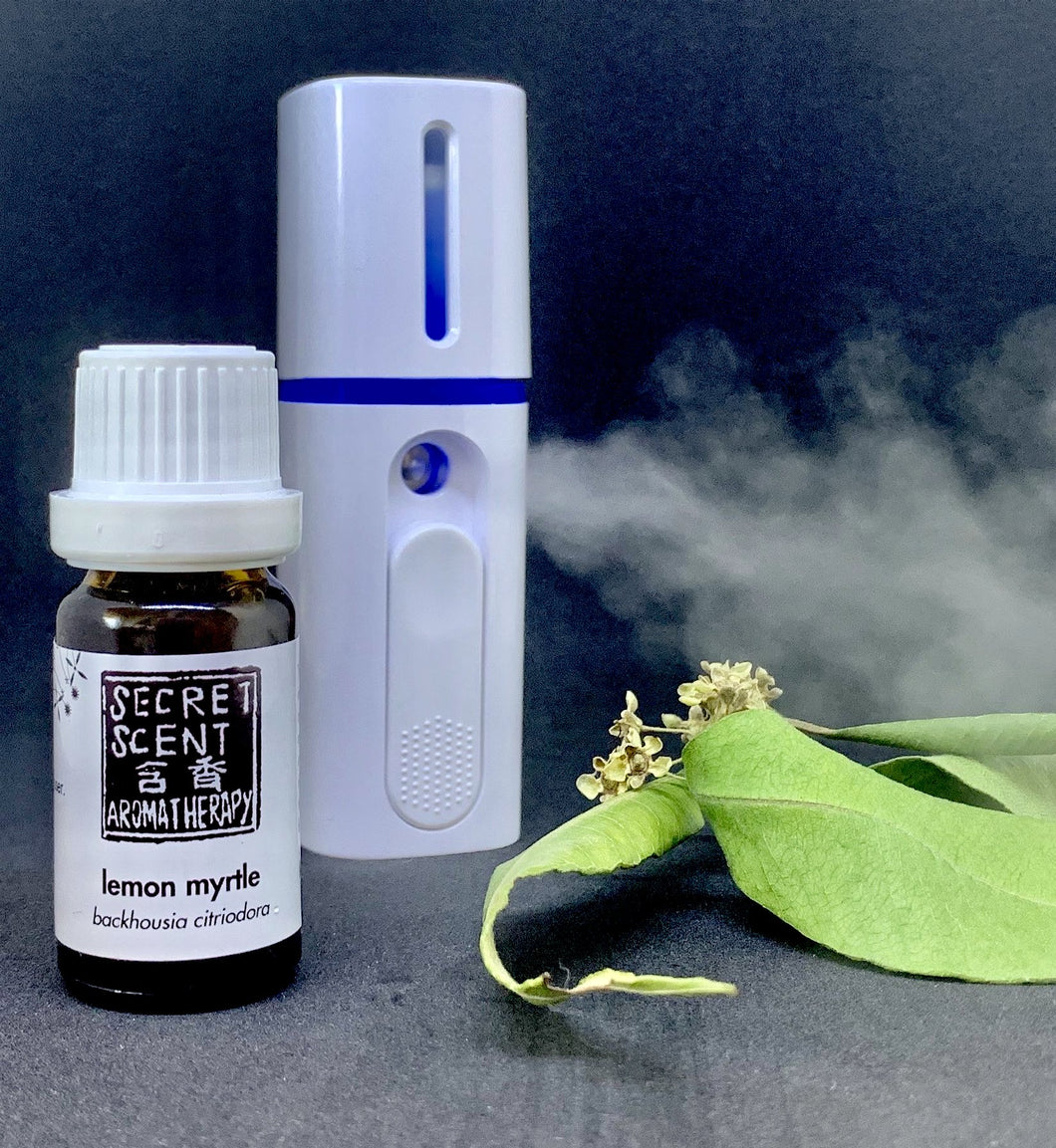 Petite Mist Diffuser with Essential oil or Blend