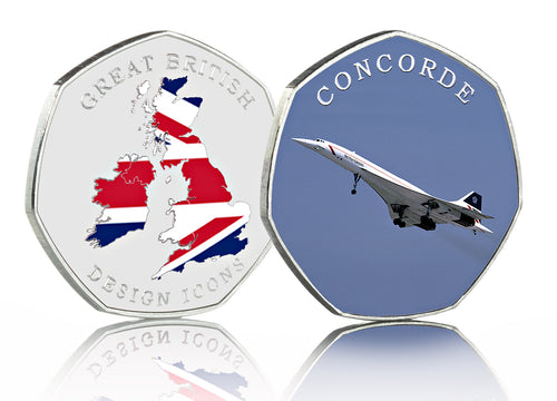 Great British Design Icons - Concorde