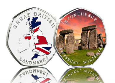 Great British Landmarks - Stonehenge