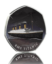 Load image into Gallery viewer, RMS Titanic - Colour