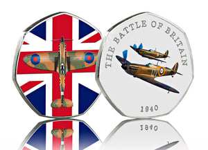 Battle of Britain, Spitfire - Colour
