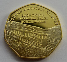 Load image into Gallery viewer, Full Set of Great British Landmarks (24ct Gold)