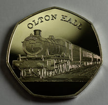 Load image into Gallery viewer, Full set of 'Steam & Steel' Iconic Steam Engine Series (Fine Silver)