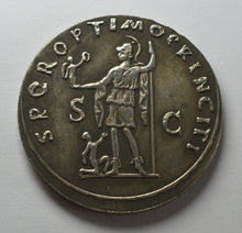 Load image into Gallery viewer, Roman Emperor Trajan Dupondius Coin