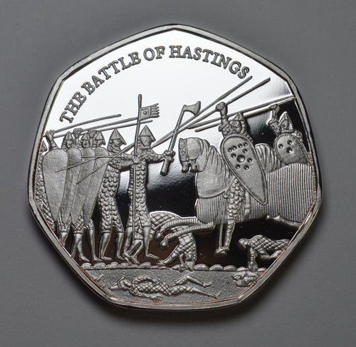 Battle of Hastings - Silver