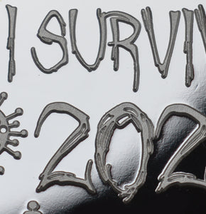 'I Survived 2020' - Silver