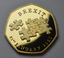 Load image into Gallery viewer, Brexit - 24ct Gold