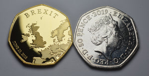 Brexit - 24ct Gold