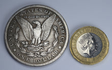 Load image into Gallery viewer, Morgan Silver Dollar 1899. Anubis/Egyptian