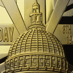 VE Day - 24ct Gold