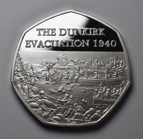 Dunkirk - Silver