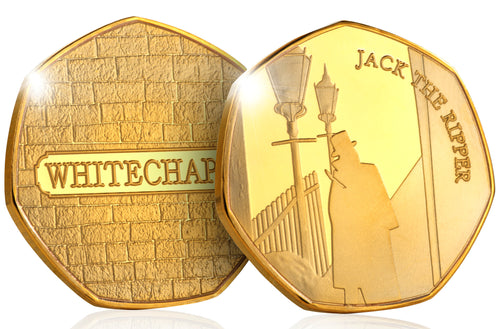 Jack the Ripper - 24ct Gold
