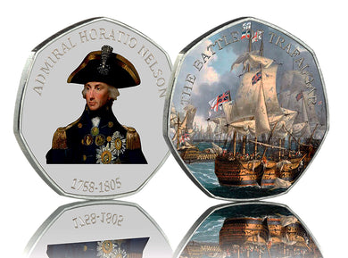 Horatio Nelson and The Battle of Trafalgar