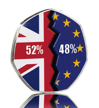 Load image into Gallery viewer, Brexit '52% 48%' - Colour