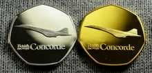 Load image into Gallery viewer, Pair of Concorde Commemoratives in Presentation/Display Case