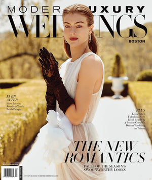 "Featured in Modern Luxury Weddings ""The List"""