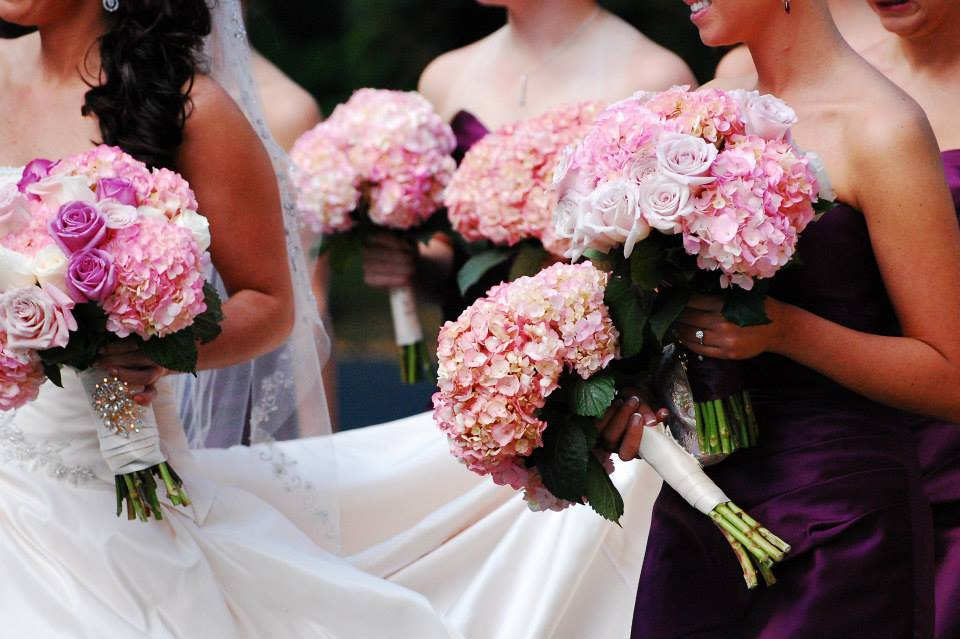 Bridesmaid's Flowers