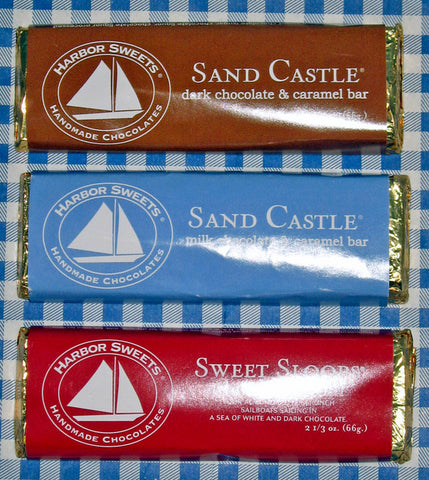 Harbor Sweets Candy Bars