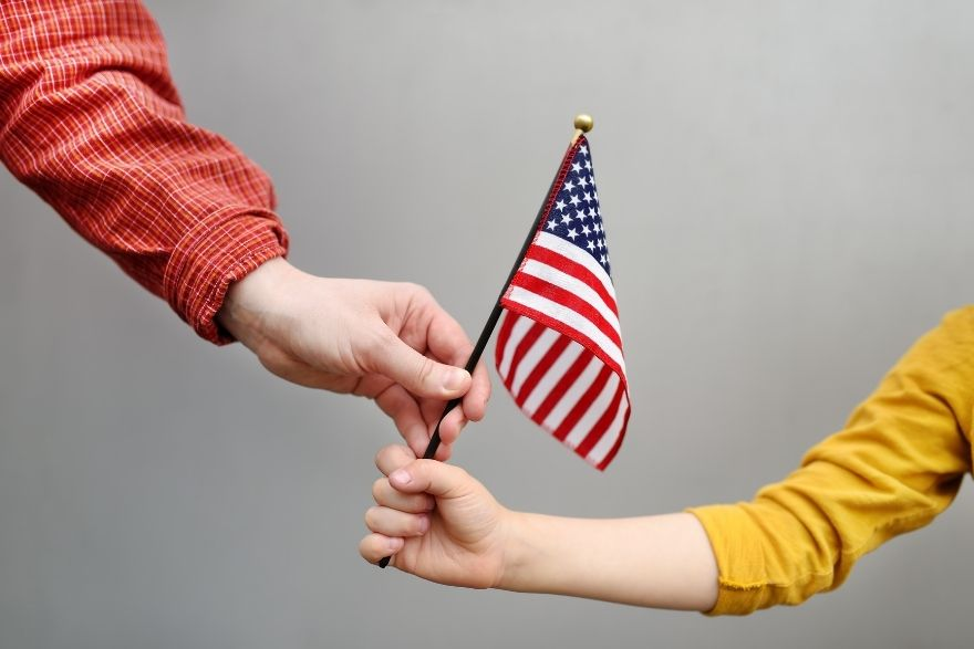 How Parents Can Teach Their Children About Patriotism