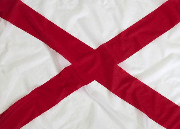State of Alabama Flags
