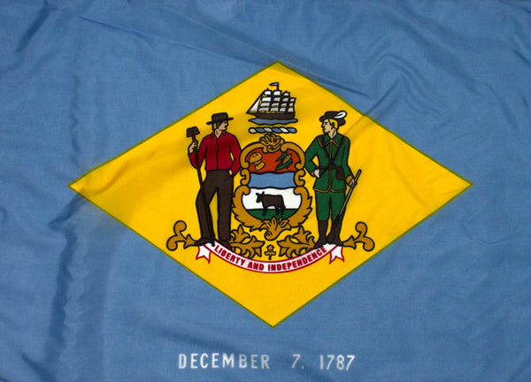 Delaware Flags