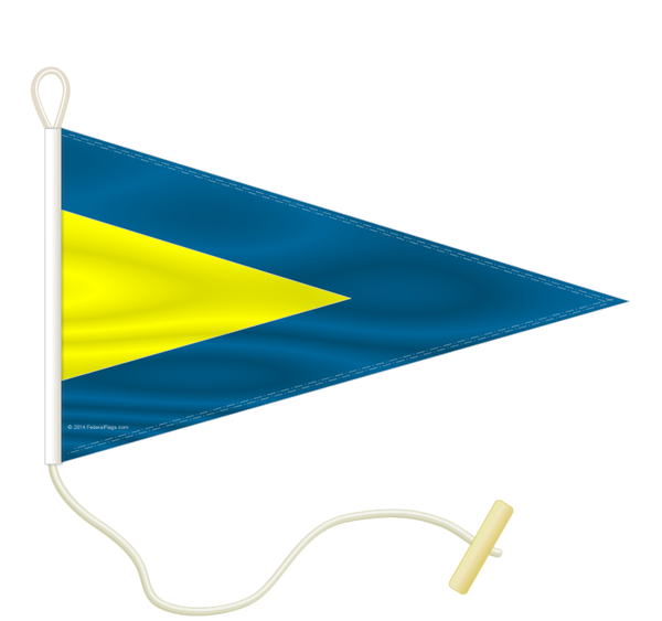 1st Repeater Signal Flag