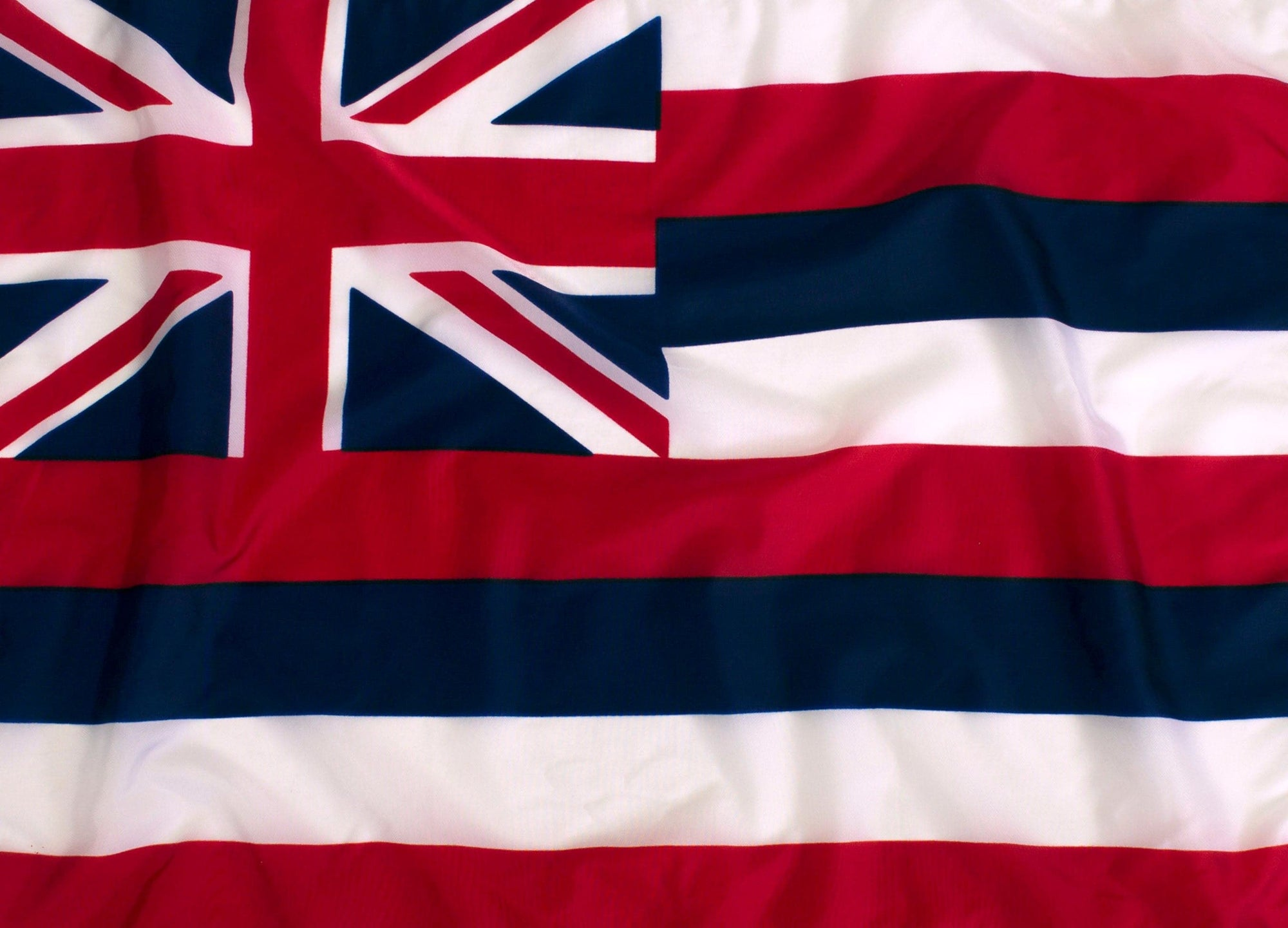 8x12ft  Hawaii Flag