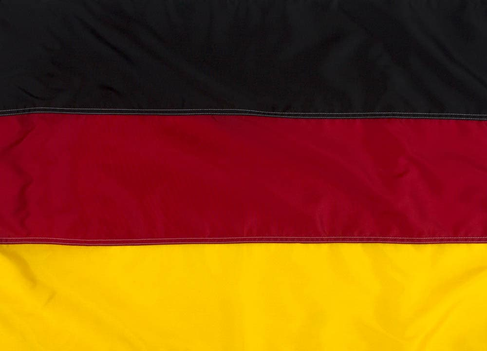 5x8ft German Flag