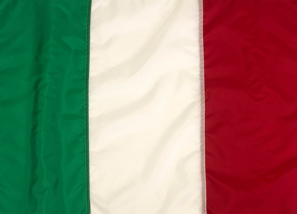 3x5ft Premium Quality Nylon Italian Flag / Flag of Italy