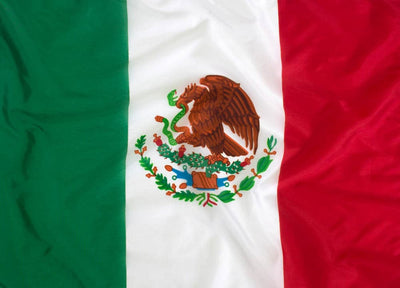 Outdoor Nylon Mexican Flag / Mexico Flag