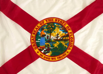Outdoor Nylon Florida Flag