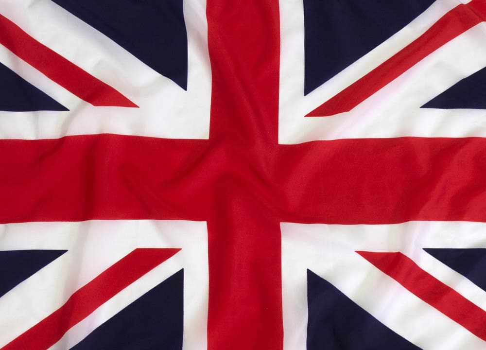 3x5ft British Flag / UK Flag / Union Jack