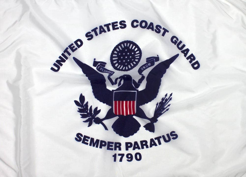 3x5ft United States Coast Guard Flag  - Premium Quality Outdoor Nylon